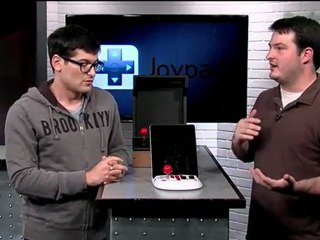 Joypad! We forgot Joypad! iCade vs Atari Duo, and Access your iPhone Settings Fast! - AppJudgment