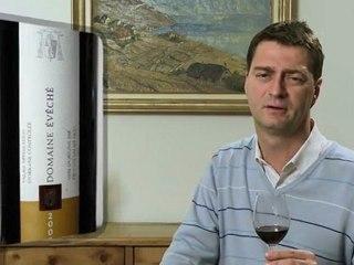 Domaine de l'Evêché 2009 Provins - Dégustation vidéo