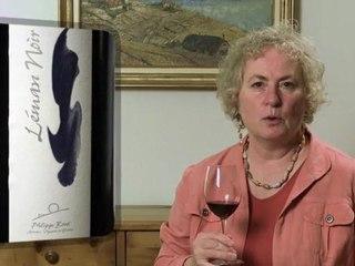 Léman Noir 2010 Philippe Bovet - Wine Tasting