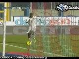 Bóng Đá + - Video clip - Victor Ibarbo đi bóng qua ba hậu vệ và thủ môn Cagliari rồi ghi bàn vào lưới trống - Bong da