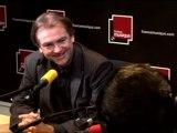 Didier Van Cauwelaert, invité de Musique matin le 07/12/2011