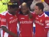 Résumé de Standard 2-1 Club Bruges