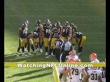 watch Cleveland Browns vs Pittsburgh Steelers Live  Dec 8 Dec 8 stream