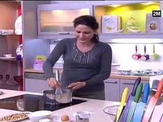 CHoumicha - Pain aux dattes et noix, tarte aux raisin : la recette facile