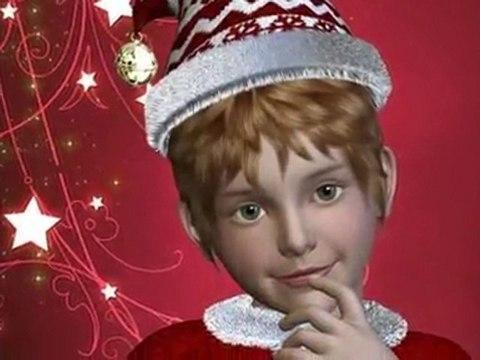 Petit garçon Graeme Allwright