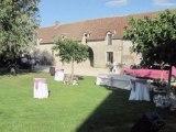 Domaine Du Grand Villegomblain - Epiais - Location de salle