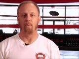 MMA, Kickboxing in Richmond Va, MMA Institute coach Rick McCoy