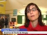 Mergey: boum démographique égale nouvelle école