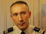 Colonel Jérôme Bisognin, commandant le groupement de gendarmerie départementale du Pas-de-Calais