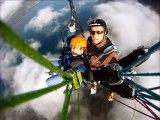 vols au dessus des brumes du lac Annecy