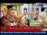 Saas Bahu Aur Saazish SBS [Star News] - 8th December 2011 Pt1