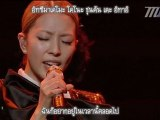 [MNB] BoA - Over ~across the time~ (Live) [THAI SUB]