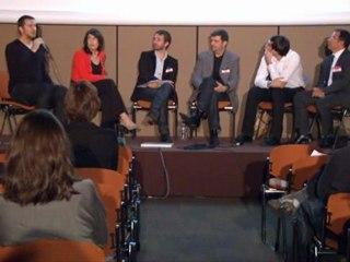 PARIS 2.0 = la socialisation autour des marques via facebook (table Ronde animée par Jeremy Dumont