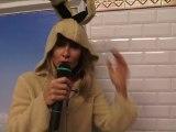 Défithon d'Axelle Laffont: Je chante. Attention, c'est pathétique !