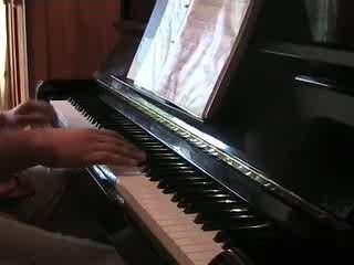 Etude de Chopin