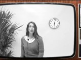 LeWeb'11: Celine joue les speakerines