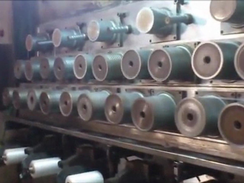 Gouttière Pvc En U yarn extrusion line