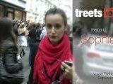 Street Style de Sophie du blog Alerte à Liège à la Vogue Fashion Night