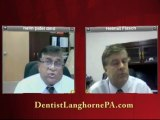 Dentist Langhorne PA, Implant Retained Dentures, Dr. Nalin Patel, Feasterville Trevose Dental Office