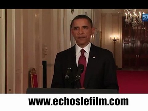 Barack Obama is in love with Echo(s) !