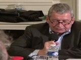 L'ordre symbolique au XXIème siècle n'est plus ce qu'il était. Congrès de l'Association Mondiale de Psychanalyse Buenos Aires 2012. Première partie de la soirée du 22 novembre 2011 à l'ECF