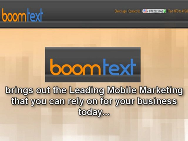 The Leading Mobile Marketing