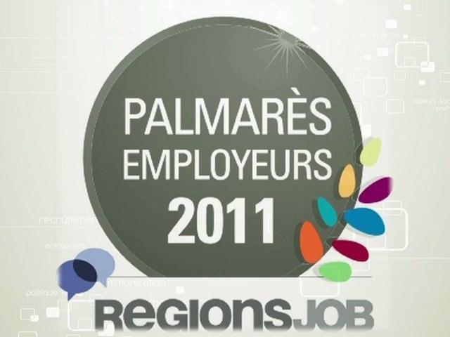 Lauréats du Palmarès Employeurs 2011 - Région Ile-de-France & National