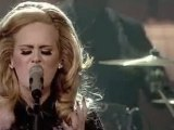 Adele - Set Fire To The Rain - In Live - Concert 2011