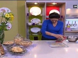 Choumicha Halawiyat - Fekkas au fruit confits et noix de coco
