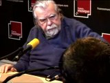 Michael Lonsdale, invité de Musique matin le 12/12/2011
