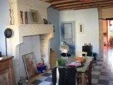 Chalais maison achat maison charentaise 3 chambres dependances restaurée proche commerces proche aubeterre