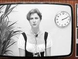 LeWeb'11: Anastasia joue les speakerines