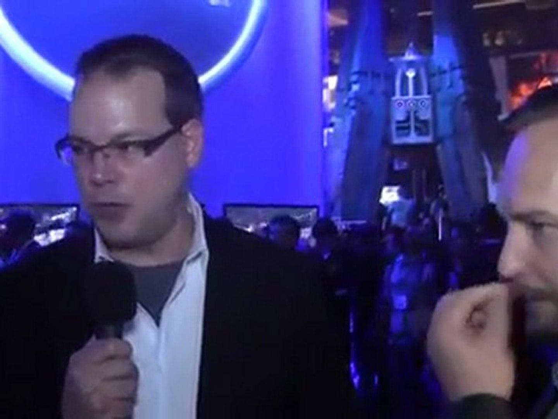 E3 2011: Bioware Ray Muzyka Interview