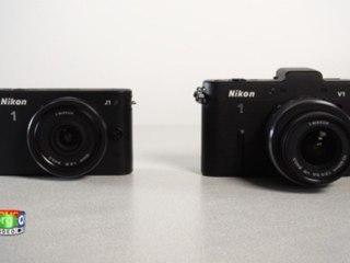Nikon 1 - Prise en main
