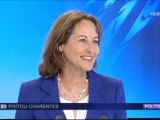 Ségolène Royal invitée du 19/20 Poitou-Charentes