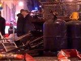 Deux pompiers niçois sauvés après 3 heures d'intervention