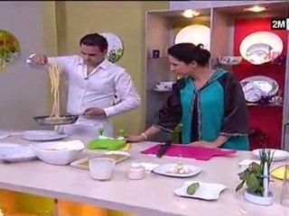 Recette Pour Maigrir : Spaghetti aux Légumes (Facile, Rapide)