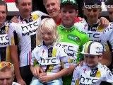 Tour de France stage 21 final - montage