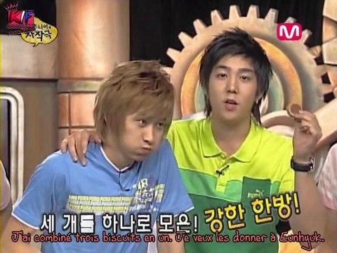 [KIF] Super Junior - Mini-drama ep01 - Partie 1