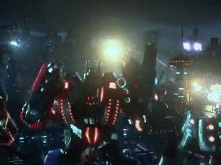 VGA 2011 de Transformers : Fall of Cybertron