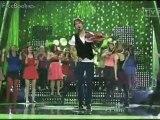 "Alexnader Rybak in Polish show ""Jaka to Melodia"". 27.11.2011"