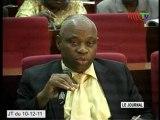 Sénat : ratification de l'accord de partenariat volontaire entre la C.E et le Congo sur l'application des réglementations forestière
