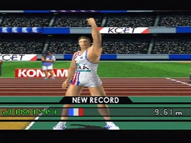 Track & Field 2 – PS1 (GamePlay)