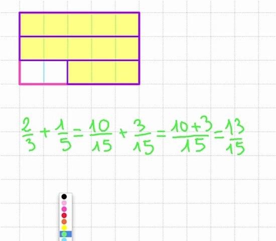LA TECHNIQUE INFAILLIBLE pour additionner des fractions !
