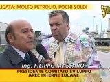 In Basilicata : Molto Petrolio, Pochi Soldi
