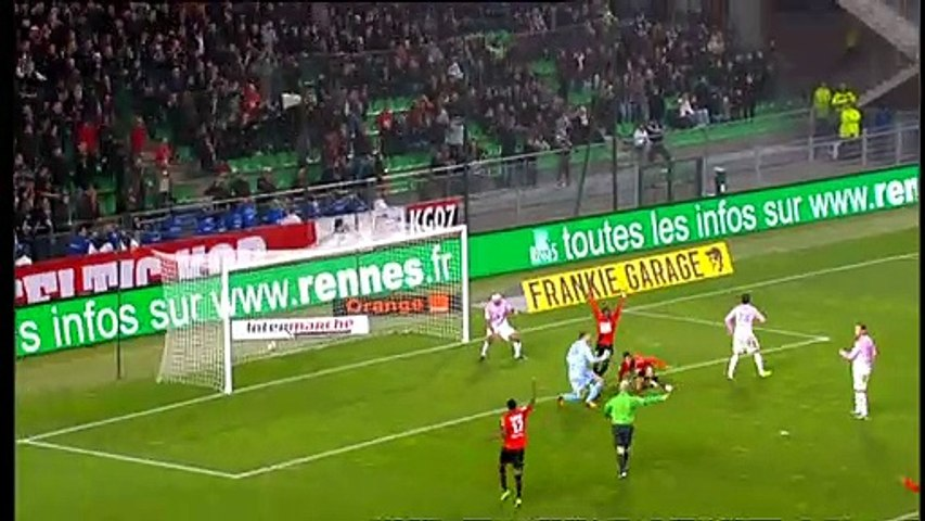 26/11/11 : Youssouf Hadji (77') : Rennes - Evian (3-2)