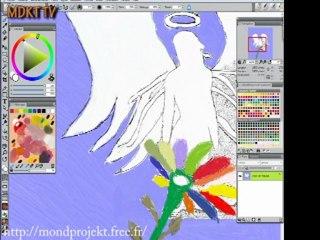 Apparition - Mondprojekt - MDKT tv