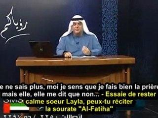 Le djinn de Leila s'exprime en direct à la TV !! AVERTISSEMENT à ceux qui n'égligent les droits d'Allah !!