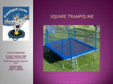 Trampolines - Trampolines with Enclosures - Trampolines for Fun