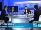 Thierry Marchal-Beck sur France24 : Merkozy's Europe part2